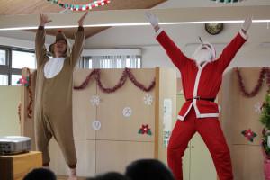 冬)クリスマス会