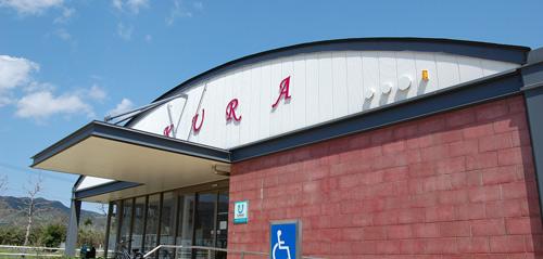 障害者支援センターSAKURA:施設外観