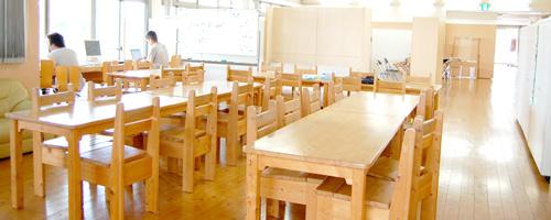 作業場兼食堂